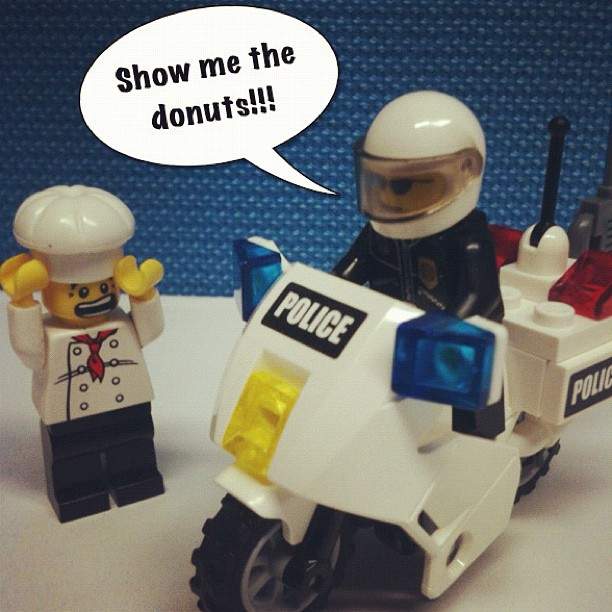 052 - Show me the donuts