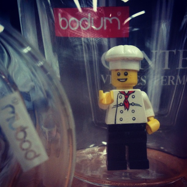 054 - Thumbs up for Bodum