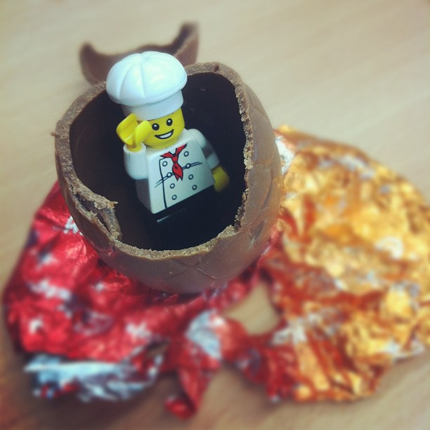 080-Surprise!!! Have a safe Easter everyone!!! LegoChef gets a 5 day weekend! BOOM!!!