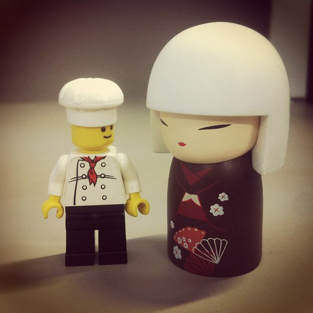 093-Could this be Mrs LegoChef. Maybe not, LOL