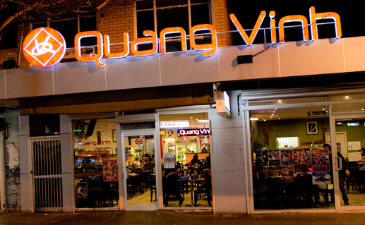 Quang Vinh Store Front