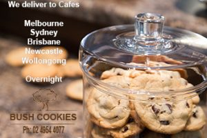 Bush Cookies Cookie suppliers to cafes