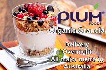 Plum Foods - Organic Granola for cafes